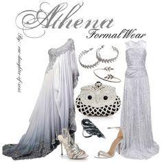 look formal de athena