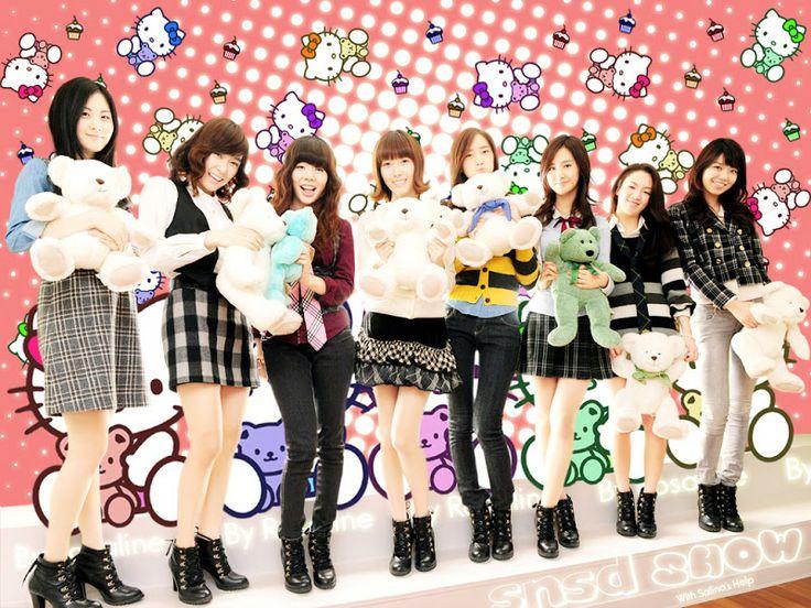 girls generation members wallpaper | SNSD Wallpapers: Wallpapers Girls Generation 1 SNSD Korean Girl Band