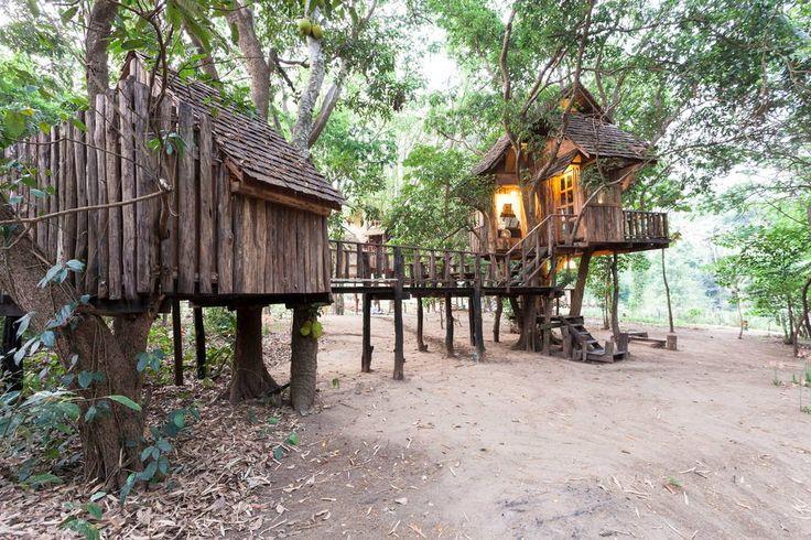 Longan Family Treehouse Чиангмай, จ.เชียงใหม่, Таиланд