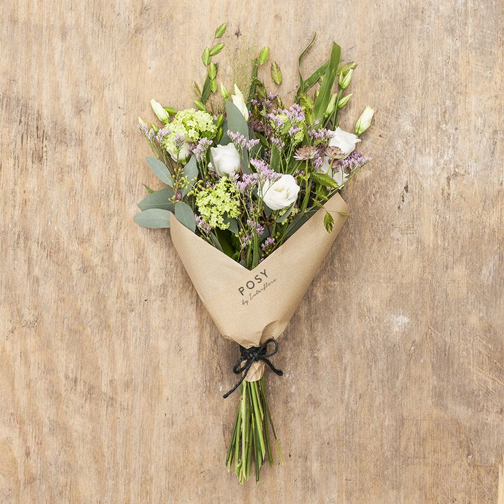 """POSY by Interflora.  """"Markstyle"""" Posy  - Lille. 199 kr. inkl. levering"""