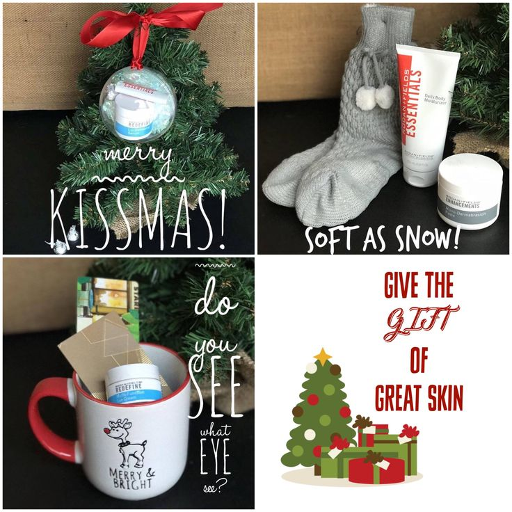 Christmasis right around the corner! Are you searching for some great holiday gifts for friends, family, teachers?Over the next several days, I'll be posting 12 great holiday gift ideas which feature some of our Rodan and Fields products.Let me help check off your holiday gift list! ✔️Gift #1 - Multi-function Eye Cream ✔️Gift #2 - Body Moisturizer and Microdermabrasion Paste ✔️Gift #3 - Lip Serum Capsules and Essentials Lip Shield