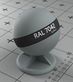 RAL 7042 серые краски ЗАО Альп Эмаль