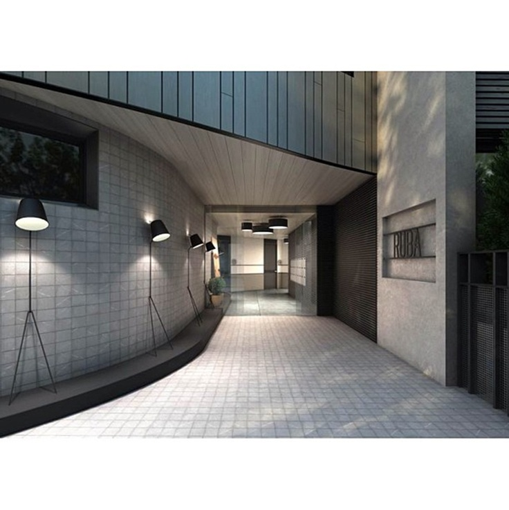 Mim Design is currently working on a multi residential project, Ruba. For more images go to www.mimdesign.com.au