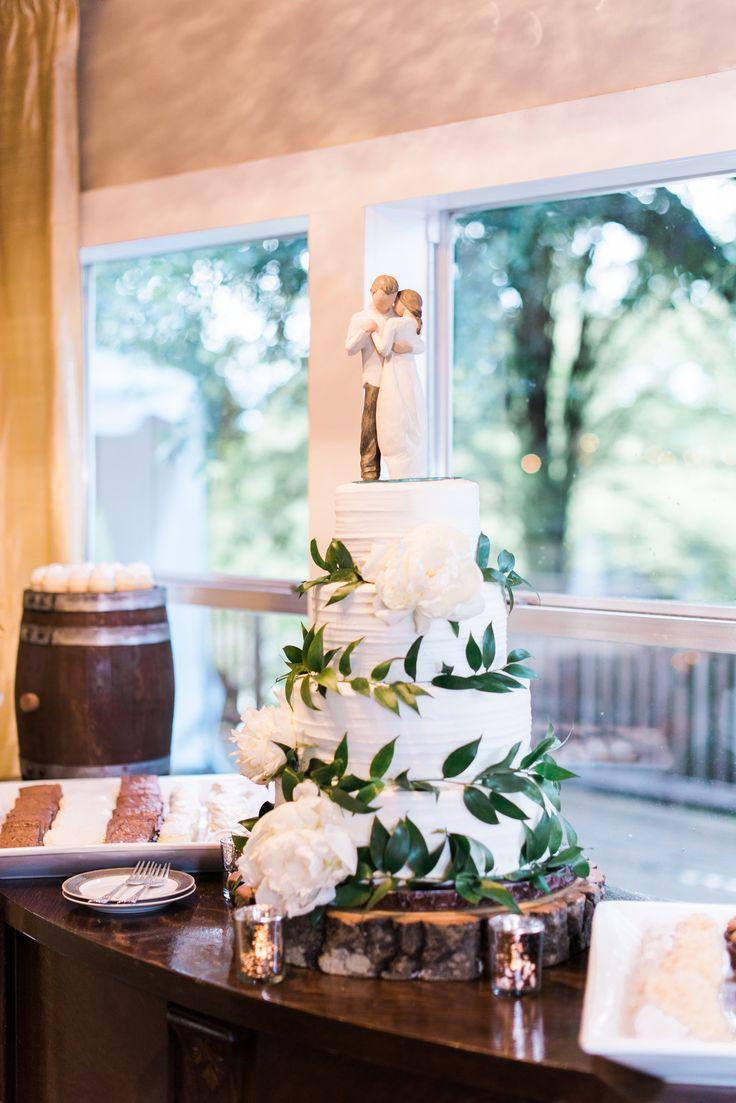 Wedding cake Topper: Willow Tree Figurine