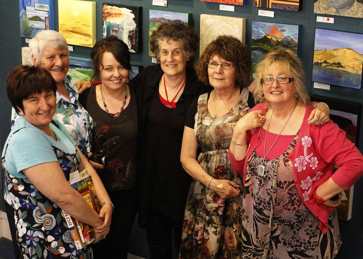Group exhibition Rotorua Public Library  $200.00 plus materials 4  week course Minimum 6 people required.
