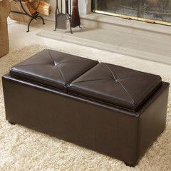 25 best ideas about Storage Ottoman Coffee Table on Pinterest