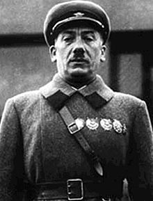 Genrikh Grigoryevich Yagoda (7 November 1891–15 March 1938), secret police official who served as director of the NKVD agency, from 1934 to 1936. Appointed by Joseph Stalin, Yagoda supervised the arrest, show trial, and execution of the Old Bolsheviks Lev Kamenev and Grigory Zinoviev.  Yagoda himself was ultimately a victim of the Purge. He was demoted from the directorship of the NKVD in favor of Nikolai Yezhov in 1936, and arrested in 1937. Yagoda was found guilty and shot.