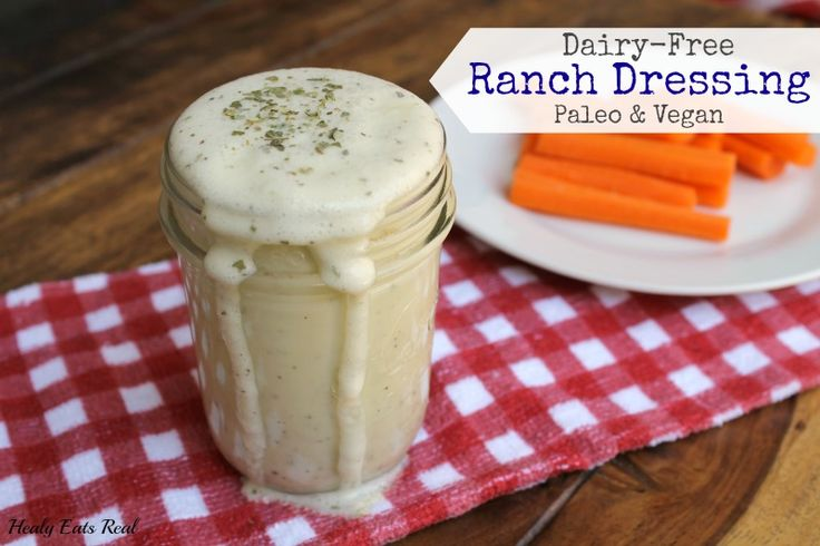 I'm totally addicted to this paleo ranch dressing recipe! I've been putting it on everything! I don't think you'll be disappointed if you try it.