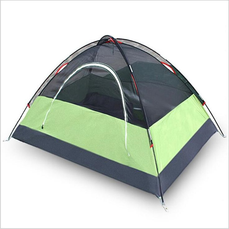 52.92$  Watch now - http://alitmg.shopchina.info/go.php?t=32811199563 - New Arrival One Bedroom Quick Automatic Opening 1 Person Tent Double-layer Tent Waterproof Tent Camping Fishing Travel Tent Hot  #buyonlinewebsite