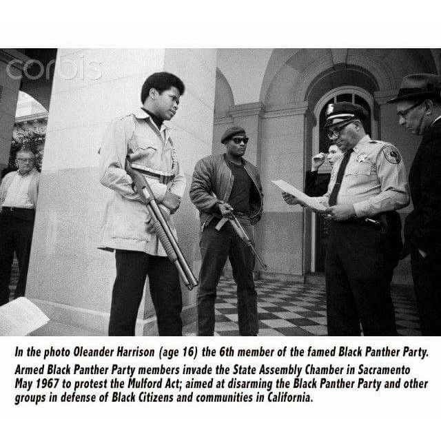 Https Www Instagram Com P Betelhtg6s9 Black Panther Party Mulford Act States