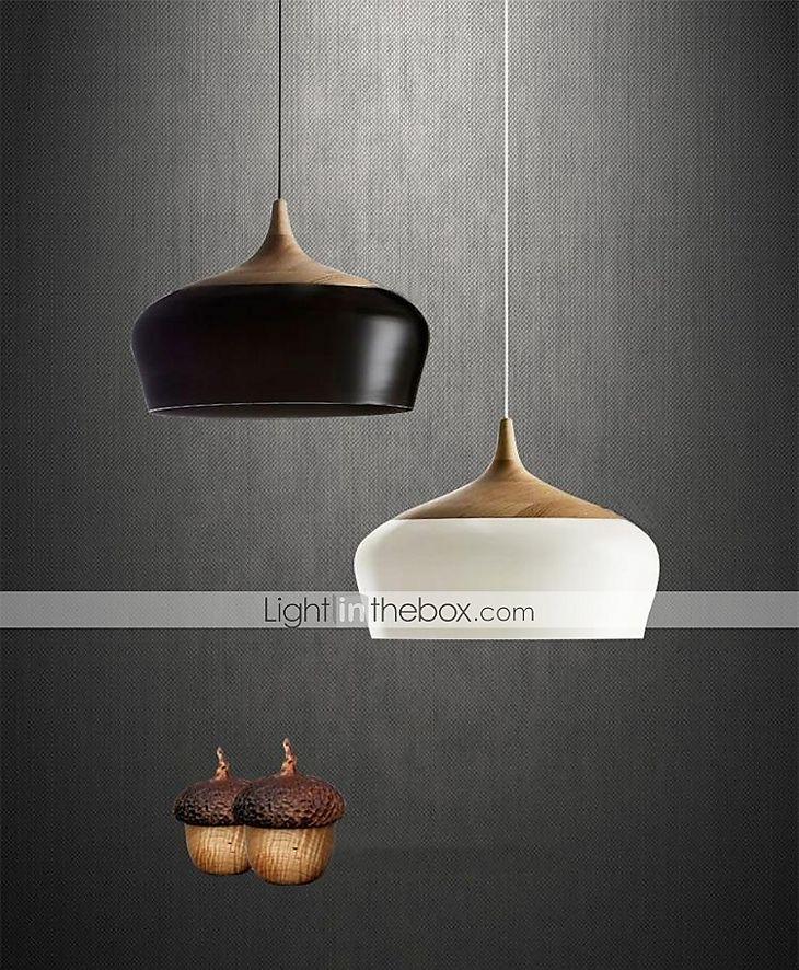 kroonluchter hanglamp LED plafond gang licht LED hanglamp slaapkamer lampen spuiten verf 1 licht aluminium 2016 – €145.03