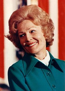 "Thelma Catherine ""Pat"" Ryan Nixon (March 16, 1912-June 22,1993)was the wife of Richard Nixon,37th President of the United States,and was First Lady of the United States from 1969-1974.As First Lady,Pat Nixon promoted a number of charitable causes including volunteerism.She oversaw the collection of more than 600 pieces of historic art and furnishings for the White House,She was the most traveled First Lady in U.S. history,a record unsurpassed until twenty-five years later.They had two…"