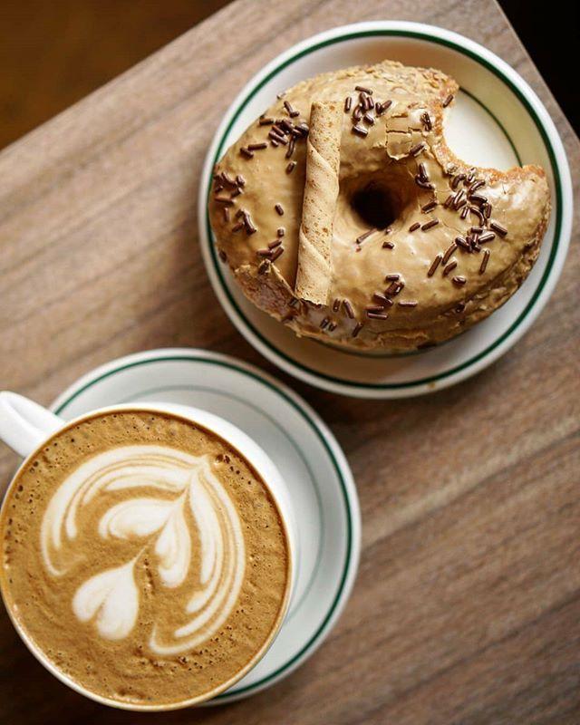 404 Coffee And Donuts Food Foodie