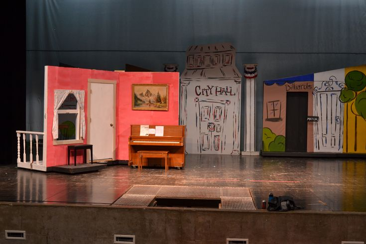 97 Best Theatre Images On Pinterest Stage Props