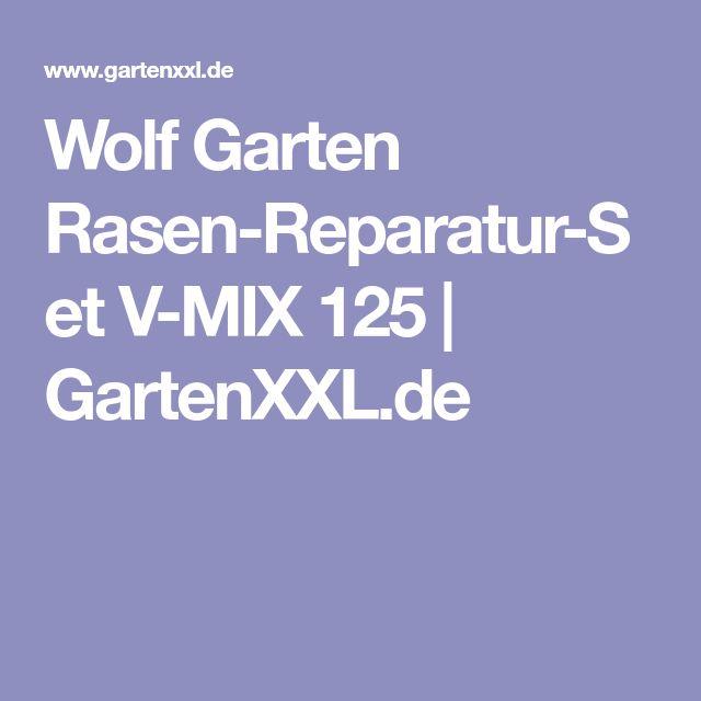 Wolf Garten Rasen-Reparatur-Set V-MIX 125 | GartenXXL.de