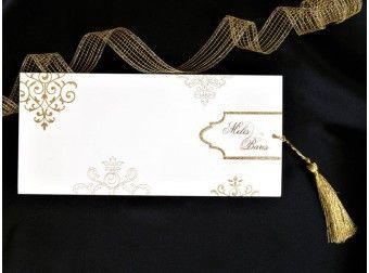 Invitatii nunta cu flori stilizate. Cel mai mic pret din tara doar la Mopo Shop !