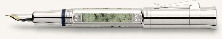 2015 - Sanssouci Potsdam - Pillars of history - Pen of the Year - Graf von Faber-Castell