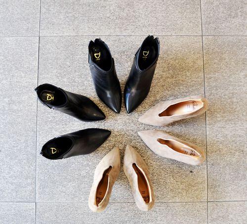 gli Ankle Boots di Dixie e di Le Stelle