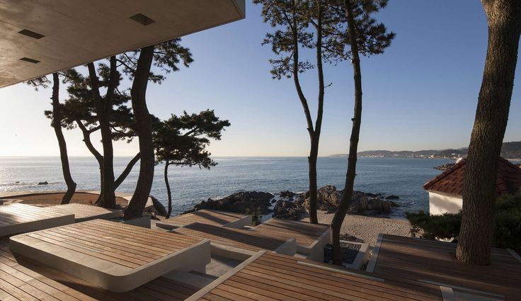 Gijang Waveon   Gijang adjacent to Busan (second largest city in Korea) facing with the East Sea is famous for beautiful scenery of seashore rendered by insp...