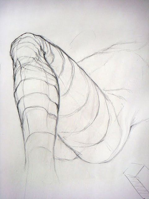 Contour Line Drawings Of Figures Or Objects : Best images about contour line drawing on pinterest
