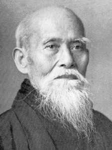 Morihei Ueshiba - Founder of Aikido