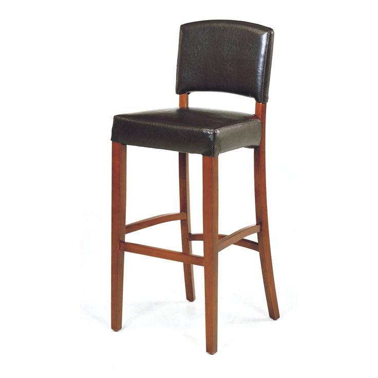 Schwarze Leder Counter Stuhl Stil Schlafzimmer Ideen Und