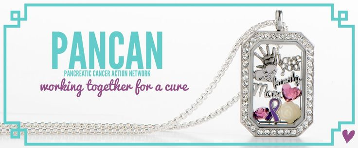 What can one person do to make a difference? How about establish a powerful foundation to fight pancreatic cancer? That's exactly what Pamela Acosta Marquardt did, in honor of her mother. November is Pancreatic Cancer Awareness month, find out how you can join Origami Owl in the fight to Wage Hope.