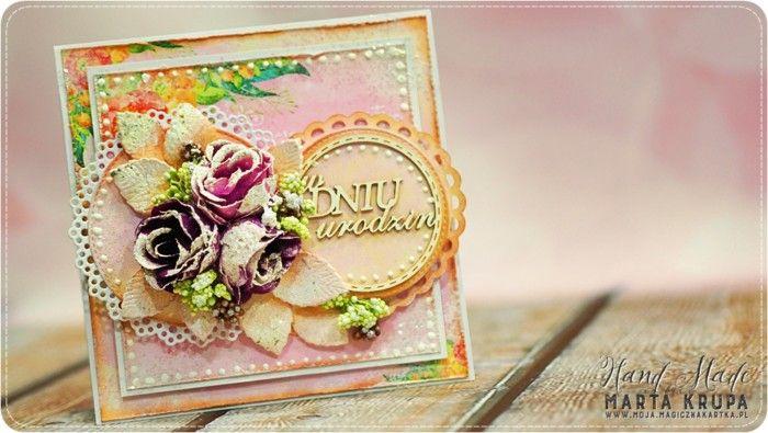 Wyembossowane kartki okolicznościowe…. :)