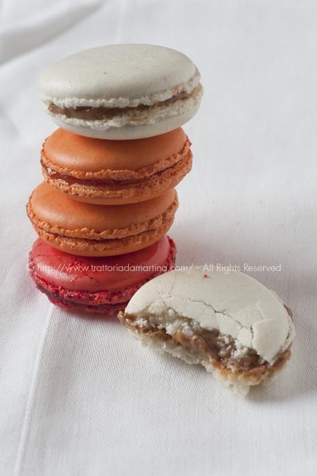Macarons di Maurizio Santin 2: un'idea per i regalini di Natale - Trattoria da…