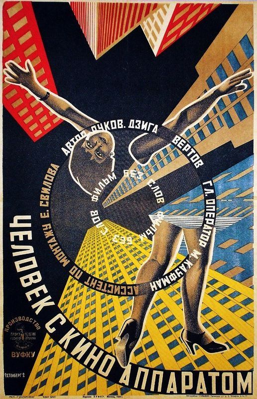 vintage everyday: Soviet Movie Posters of The 1920's - Pictify - your social art network Sign of the Times 1920's