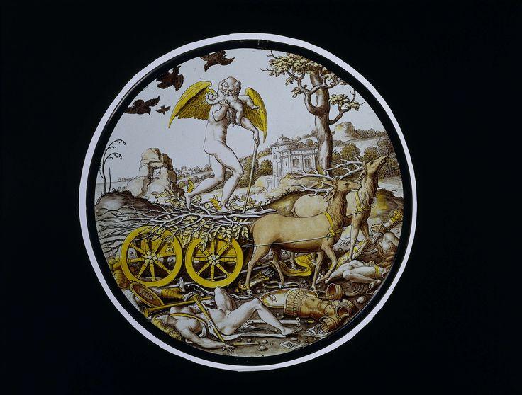 De triomf van de Tijd, anoniem, 1530