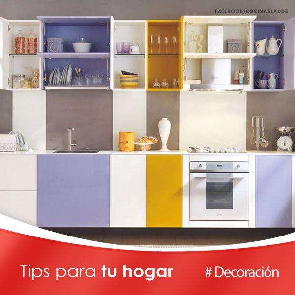 Tips de decoraci n aplica color a los muebles si no tienes dinero para pintar las paredes de - Tips de decoracion ...