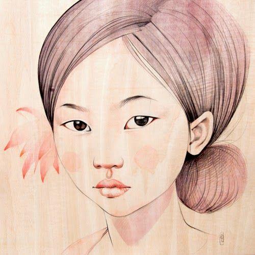 Stéphanie Ledoux - Carnets de voyage: La fleur de lotus