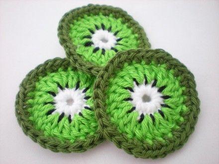 Kiwi au crochet                                                                                                                                                                                 Plus