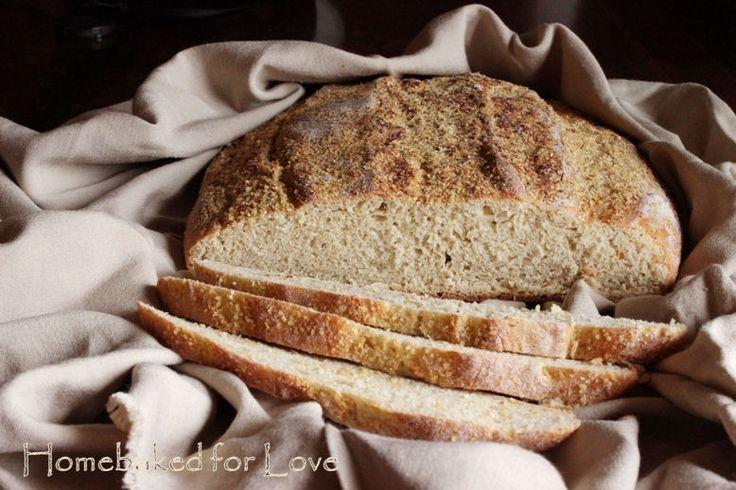 Pane con Farina di Grano Tenero di tipo 1 arricchito al Germe di Grano