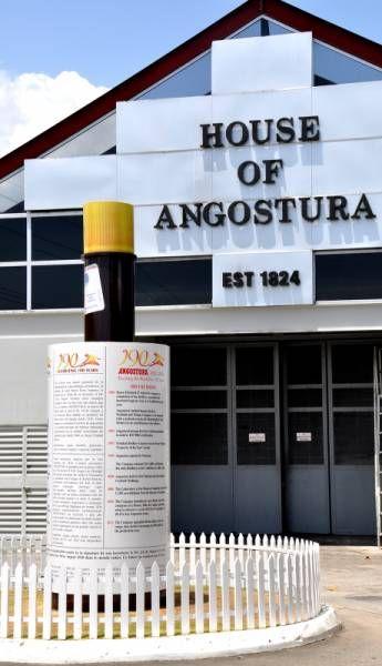 Angostura: inizialmente una piccola manifattura prettamente legata alla produzione di bitter, dal 1949 ha cominciato anche la produzione di Rum, sia per il mercato locale che per l'export.