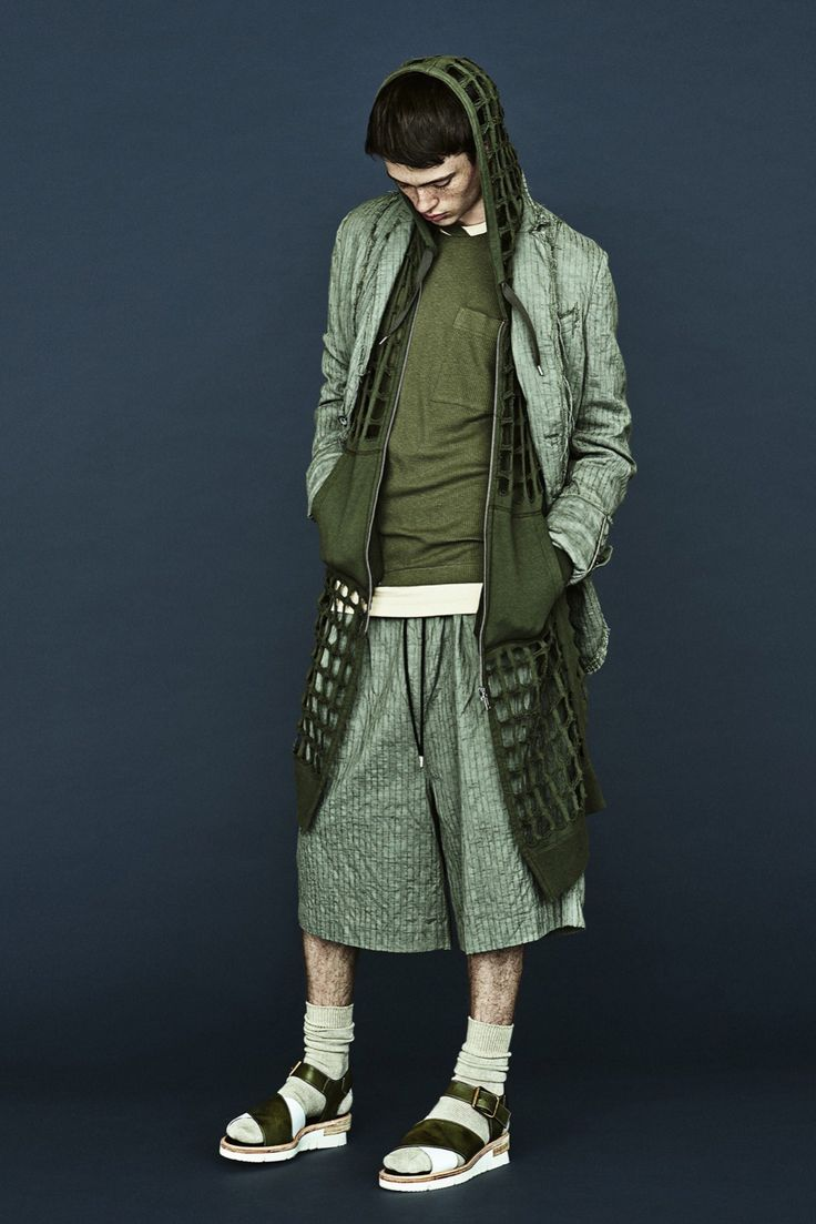 Miharayasuhiro Spring 2016 Menswear Collection Photos - Vogue