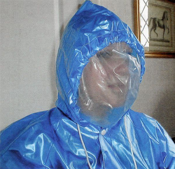 Plastic bag breathplay