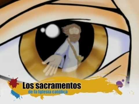 Los sacramentos para niños - YouTube