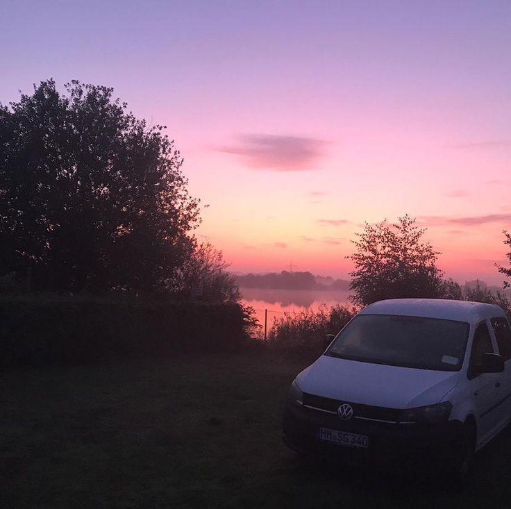 Guten Morgen Wir Hatten Die Spontane Idee Auto Camping