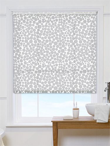 Rubble Bubble Boulder Roller Blind From Blinds 2go House