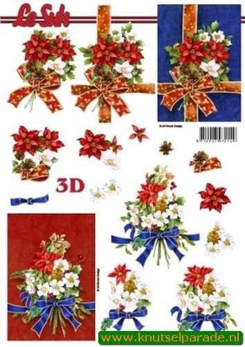 Nieuw bij Knutselparade: 6246 Le Suh knipvel kerst 777 128 https://knutselparade.nl/nl/bloemen/1092-6246-le-suh-knipvel-kerst-777-128.html   Knipvellen, Bloemen  -  Le Suh