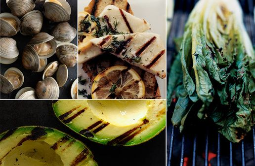 10 #Foods You Didn't Know You Could Grill.