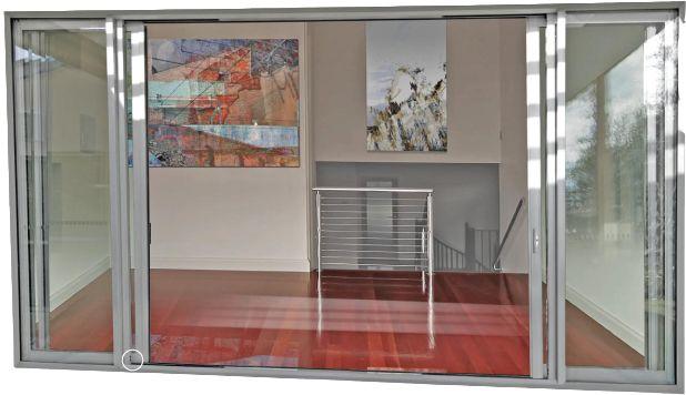Stacker Glass Doors Melbourne - Rylock Frankston