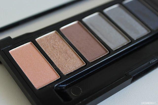 AUSTRALIS // Nudist 2.0 Eyeshadow Palette Review + Swatches - cassandramyee