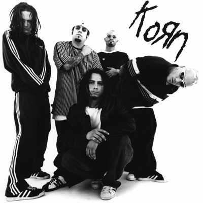 KoRn. The freak on a leash video reminds me of being little because of seeing it on kerrang! tv. When I got older I did not listen to them but recently hearing a couple of their songs and listening to them more I do really like them.
