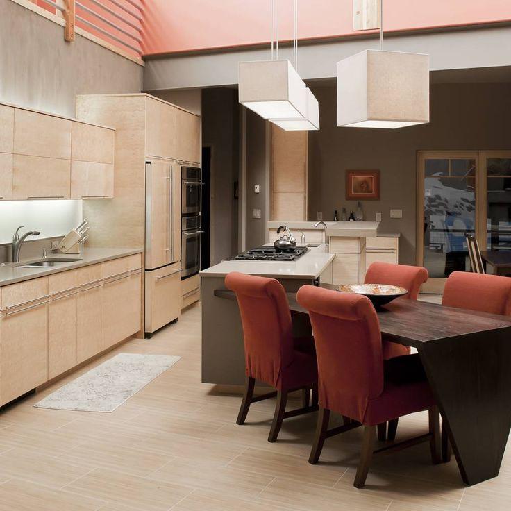 Best Kitchen Inspiration Contemporary Kitchens Images On - Contemporary kitchen with modular work island el_01 by elmar
