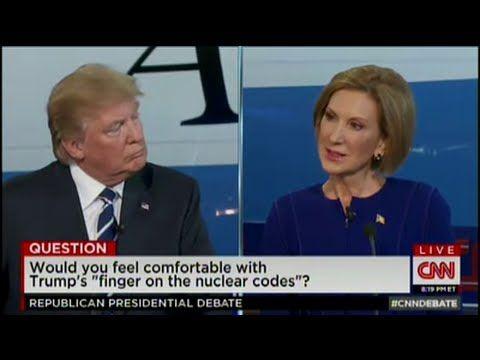 FULL CNN GOP DEBATE: 2nd CNN Republican Presidential Debate Part 1/5 Sept. 16, 2015 - YouTube