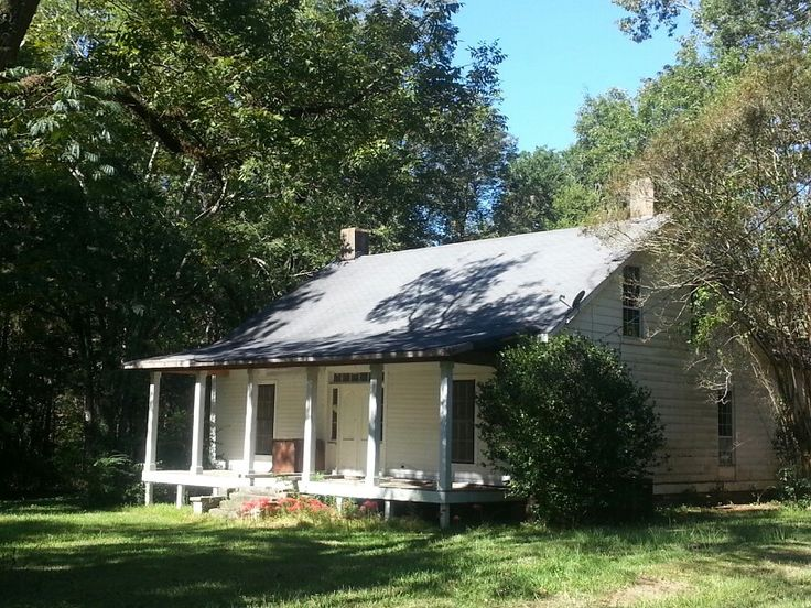 Southern mississippi home built in 1800s homes and for Southern built homes