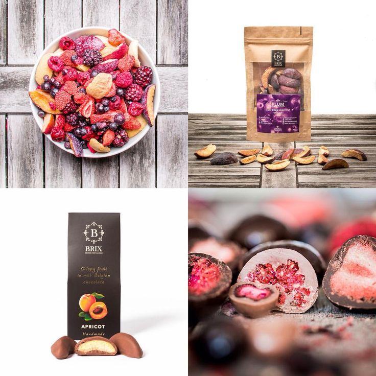 Mrazom sušené ovocie BRIX je vitamínovou bombou pre organizmus v každom ročnom období.